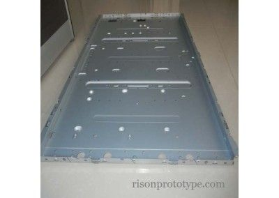 Chassis sheet metal cover