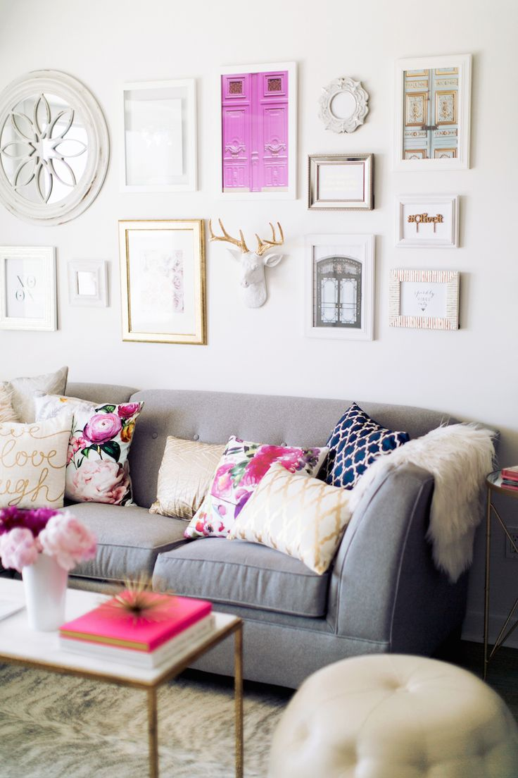 Pink Accessories For Living Room 17 Best Ideas About Cute Living Room On Pinterest Cute