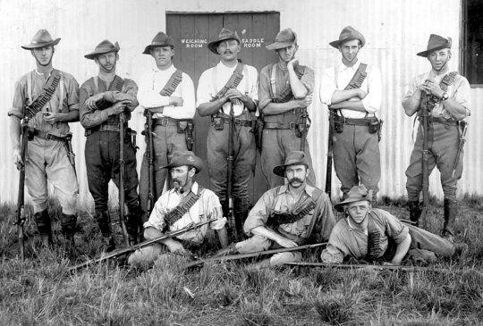 Boere War Commando