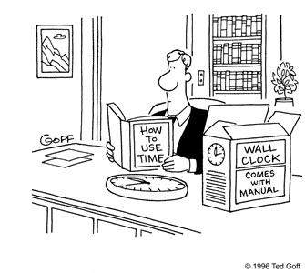 29 best Time Management Cartoons images on Pinterest