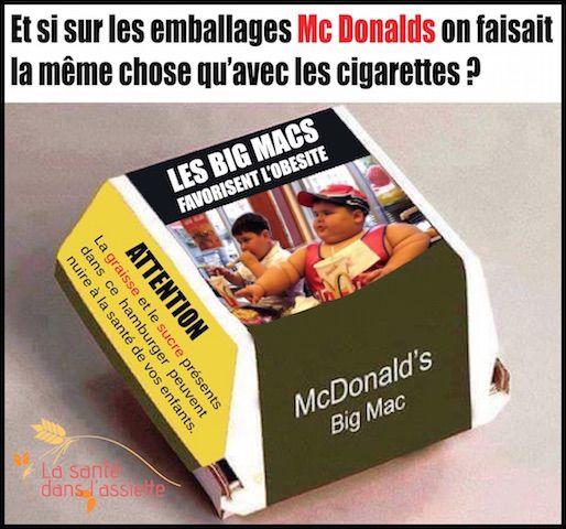 A quand des boîtes neutres pour les emballages McDonald's