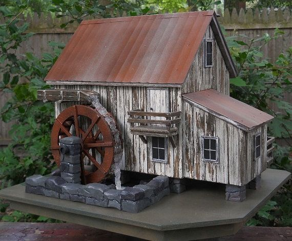 The old Mill....
