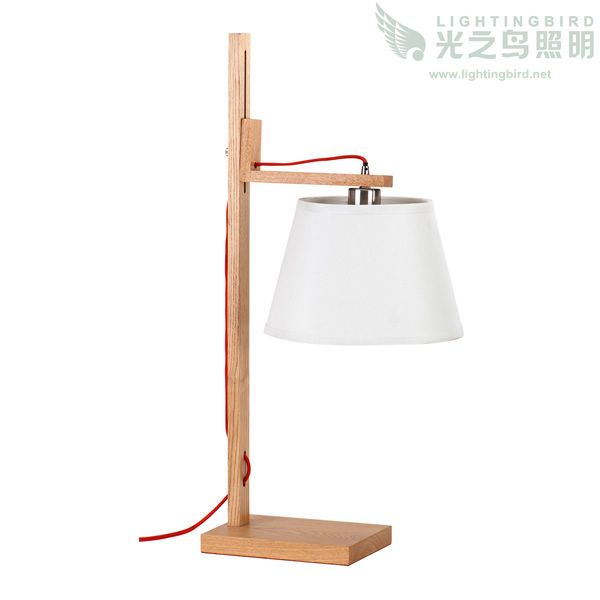 Vintage Wooden table lamps Wood factory lamps Wood table lamps Lightingbird