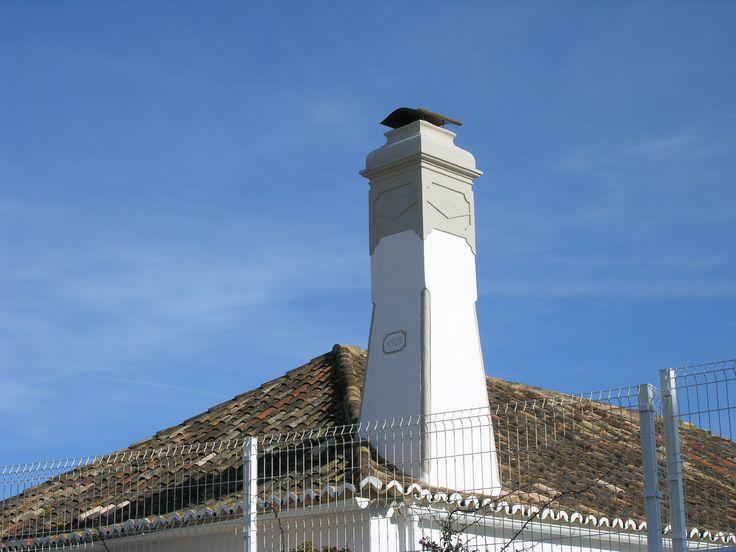 Chaminé - Kamin in Albufeira - Algarve