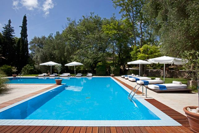 An old olive estate which is stylish, peaceful, and beautiful. The perfect way to experience the authentic Corfu.