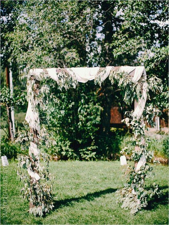 Bodas íntimas... ¡y en casa!  www.webnovias.com/