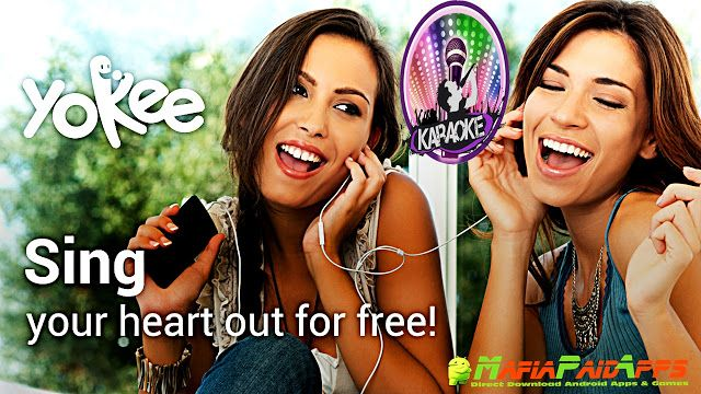 Karaoke Sing & Record Apk for Android    Karaoke Sing & Record Apk  Karaoke Sing & Record is a Music & Audio Applications for Android  Download last version of Karaoke Sing & Record Apk for android from MafiaPaidApps with direct link  Tested By MafiaPidApps  without adverts & license problem  without Lucky patcher & google play the mod   Sing along to millions of songs with music and lyrics.  Yokee is the #1 karaoke app that let you and your friends sing karaoke for free. Sing along to…