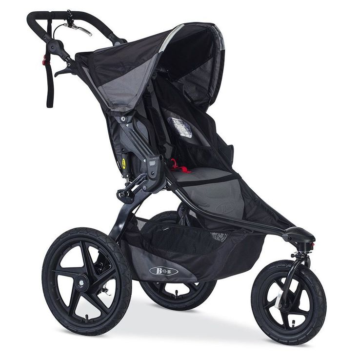 BOB Revolution Pro Single Jogging Stroller by BOB Gear Strollers at BabyEarth.com, $420.00