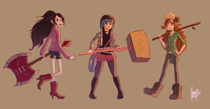 ivanobich adventure time gravity falls scott pilgrim vs