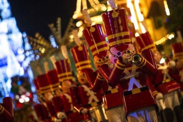Mickey's Very Merry Christmas Party Starts Next Week at Magic Kingdom Park