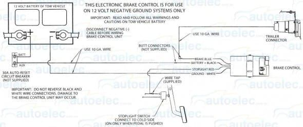 electric brake controller wiring diagram hayman reese electric brake controller wiring diagram di 2020  hayman reese electric brake controller
