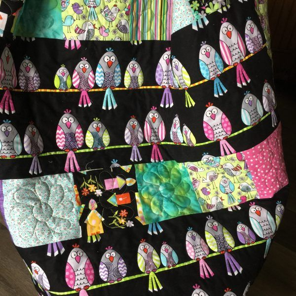 Handmade Quilts for Sale, Owl Quilt, Baby Quilts, Girls Quilt, Toddler Bed, Owl Nursery Quilt for sale - Gypsy Spoonful