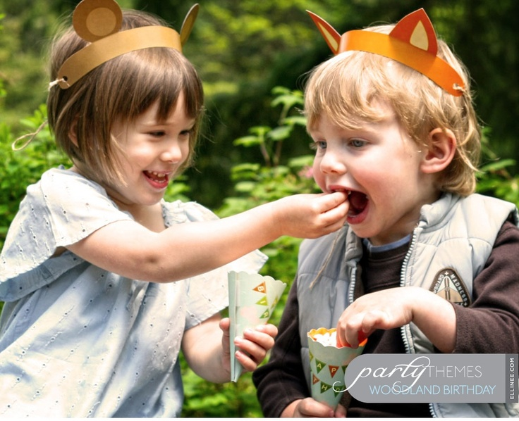woodland party hatsWoodland Birthday, Woodland Parties, Animal Parties, Animal Ears, Birthday Parties, Woodland Party, 1St Birthday, Parties Ideas, 2Nd Birthday