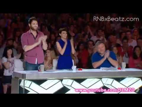 Australia's Got Talent 2012 - Joe Fisher (Juggler)