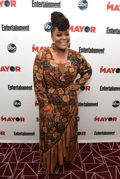 Yvette Nicole Brown attends an exclusive screening of ABC's 'The Mayor.'