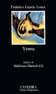 Fragmentos literarios: Yerma de Federico García Lorca.