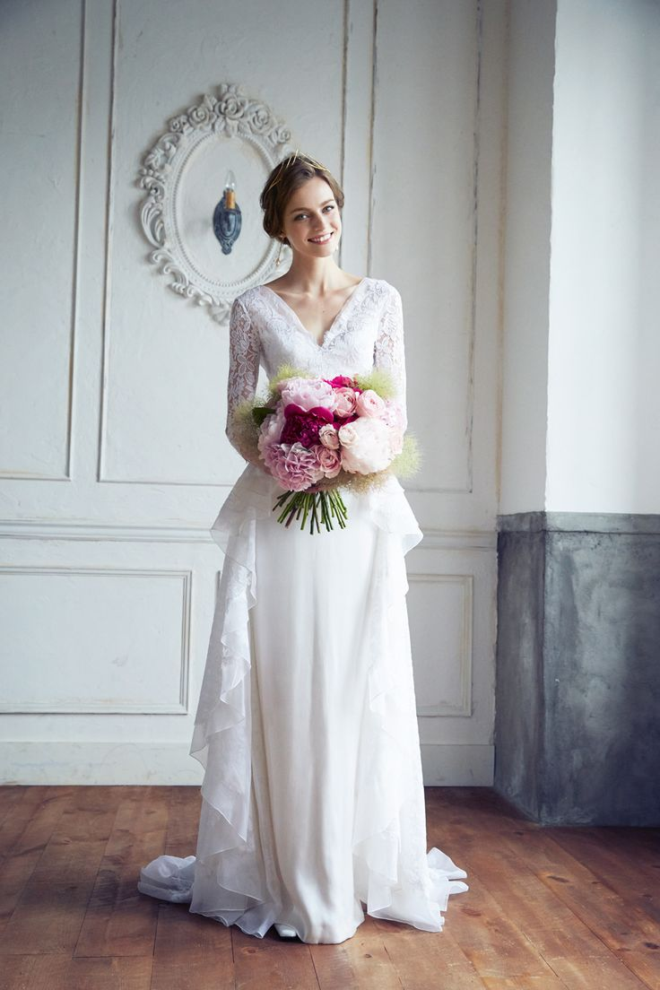 [DRESS:TEMPERLEY LONDON Posey]  weddingdress weddingday white princess