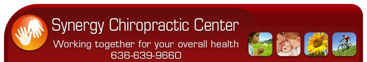 Synergy Chiropractic Center - Chiropractor In Wentzville, MO USA :: Home