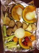 魚焼きグリルで簡単!グリル野菜サラダ by halkas [クックパッド] 簡単おいしいみんなのレシピが254万品