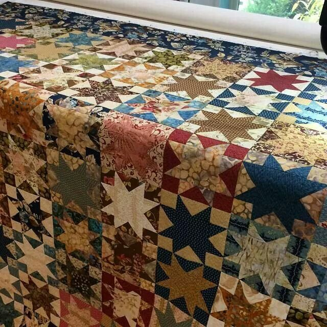 2303 best Quilts images on Pinterest | Patchwork quilting, Scrappy ... : milky way quilt - Adamdwight.com