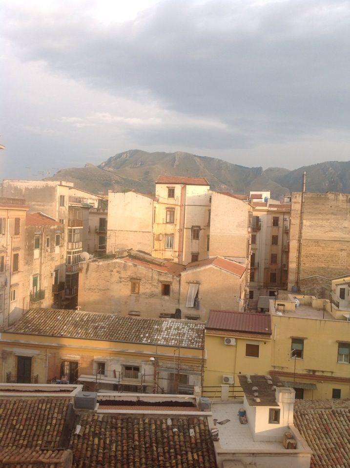 Palermo City, Italy