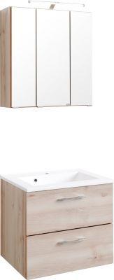 Awesome Held M bel Waschtisch Spiegel Set Portofino cm Buche Iconic Jetzt bestellen