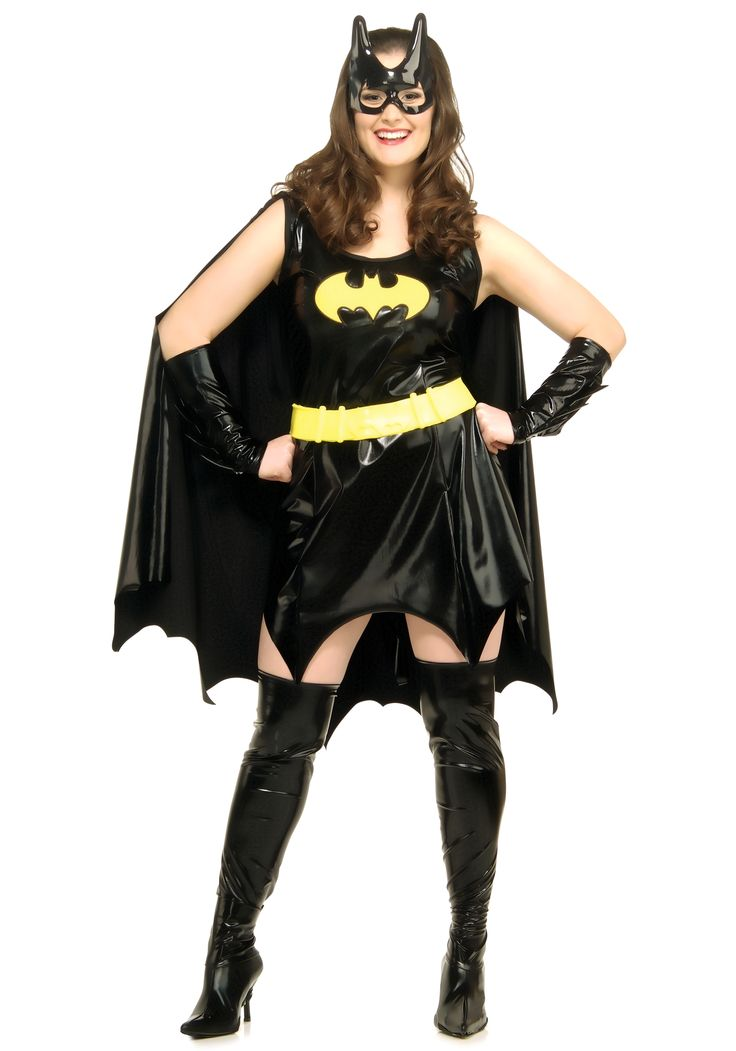 plus size superhero costumes for women