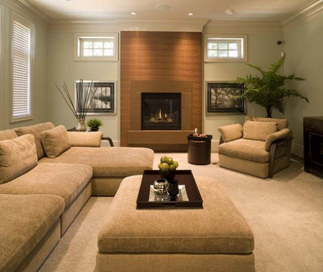 Living Room Designs With Fireplaces (3)