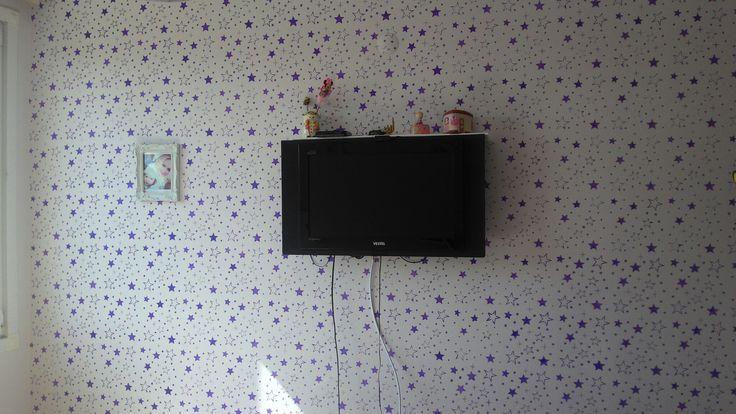 Duvar boyama #stencil