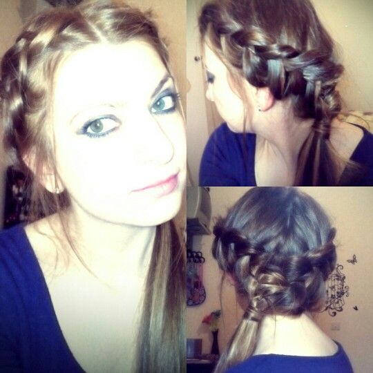 #Boho #Braided #Hairstyle  #Dutch #braid #with #a #low #side #ponytail #created #by #me #myself #and #I #wagwanb #WAGWANB #whatagirlwantsandneedsbeauty
