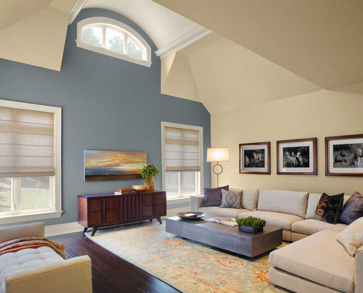 Best Paint Color For Living Room With Cream Wall