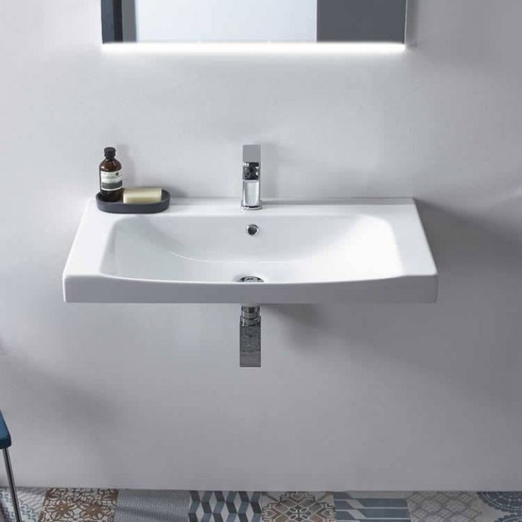 Roper Rhodes Breathe Wall Hung Basin - 610, 810 & 1010mm