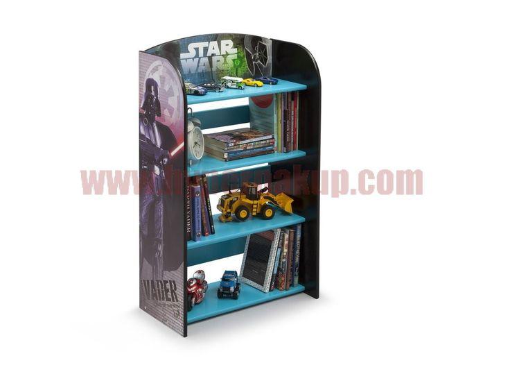 Detský policový regál knižnica Star Wars