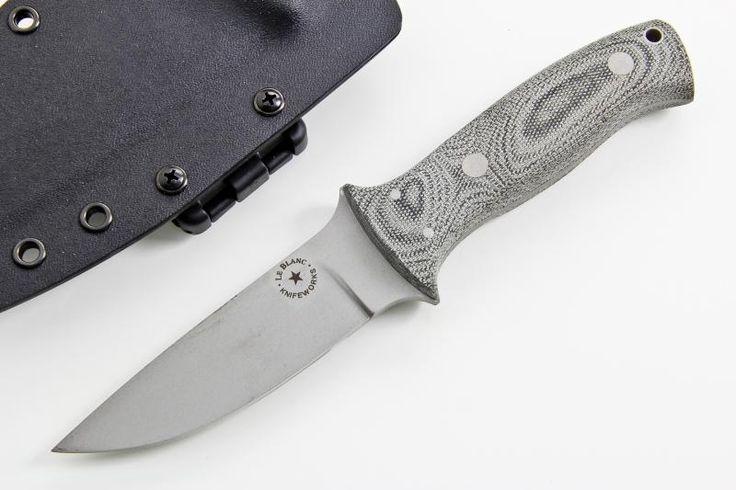 Стальная служба. Из военных - в найфмейкеры. Есть что-то притягательное в том, что ножи изготавливают люди в униформе.