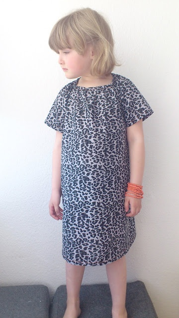 leo girl dress