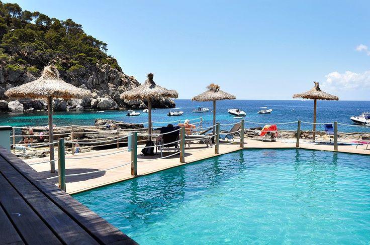 Mallorca Appartement bij het water in Sant Telm, Spanje | 4 personen | 541192