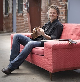 Jim Cuddy - proud to have presented him!