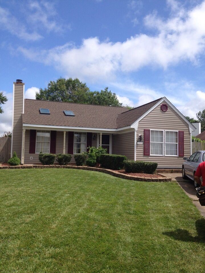 Best Lifetime Gaf Timberline Hd Color Barkwood Virginia Beach 400 x 300