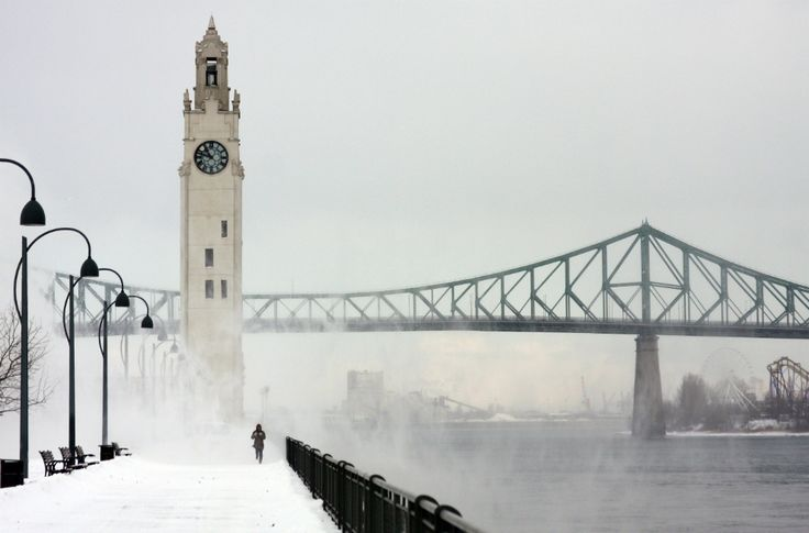 Pont Jacques-Cartier, Montréal   20 paysages québécois à couper le souffle