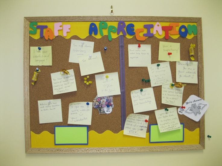 employee of the month board idea | employees | Pinterest ...