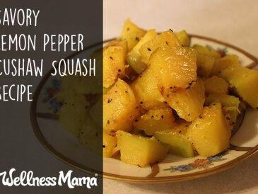 Savory lemon pepper cushaw squash recipe 365x274 Lemon Pepper Cushaw Squash…