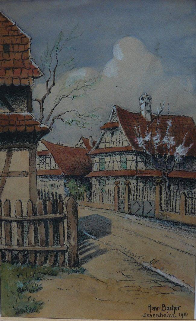 Henri Bacher Sessenheim
