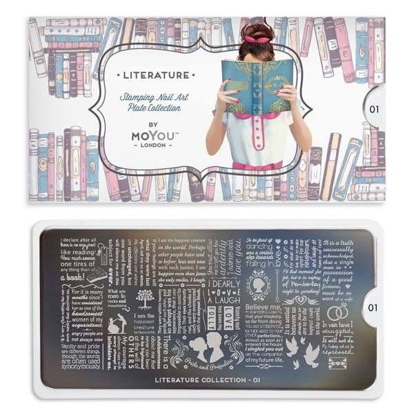 Literature 01 | MoYou London