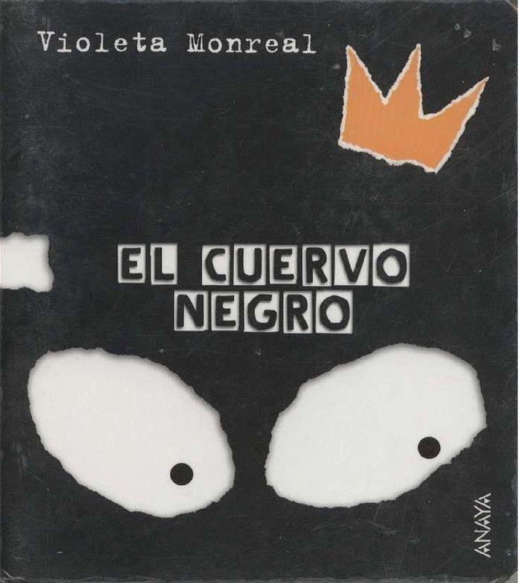 El cuervo negro  Libros Infantiles