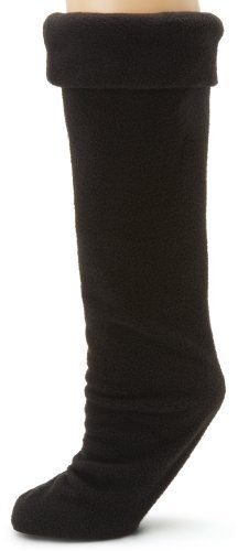 Betsey Johnson Women's Solid Knee Length Welly Sock Betsey Johnson. $22.00. Hand Wash. Fashion item. Made in China. 100% polyester. 100% Polyester