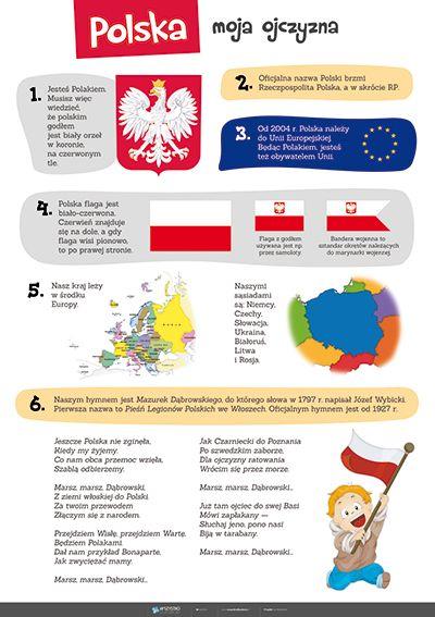 Polska - moja ojczyzna