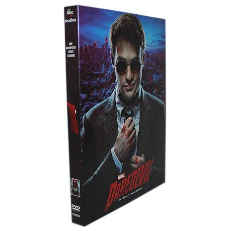 #Daredevil: Season 1 DVD Box Set. BUY IT ONLINE