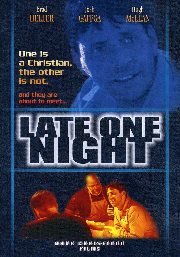Late One Night - Christian Movie/Film on DVD. http://www.christianfilmdatabase.com/review/late-one-night/