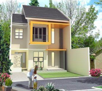 Model Gambar Rumah Minimalis Type 70 7