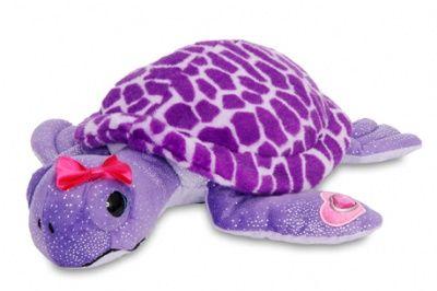 Posh Plush Purple Sea Turtle The Color Purple
